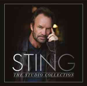Sting The Studio Collection