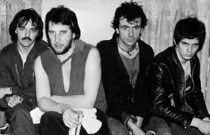 Let Me Introduce You to the Family: Rhino U.K. Plans Reissues of Early Stranglers Catalogue