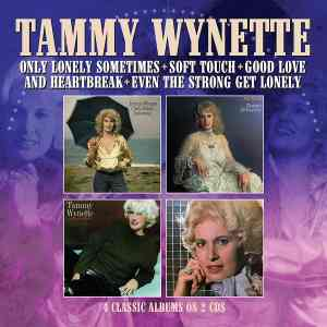 Tammy Wynette Only Lonely Four Fer