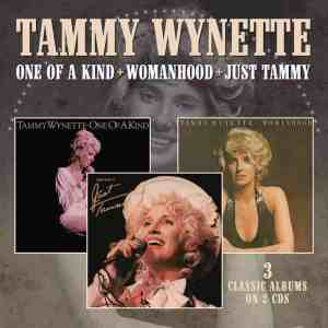 Tammy Wynette Womanhood Three Fer