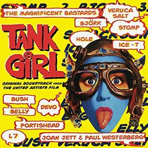 Tank Girl OST