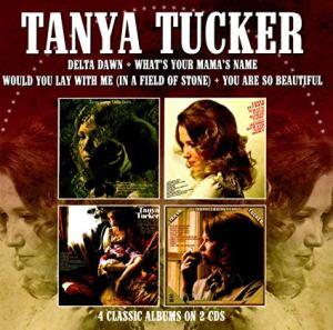Tanya Tucker Delta Dawn Four Fer