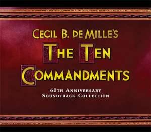 Ten Commandments Box