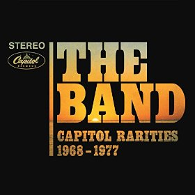 The Band Capitol Rarities