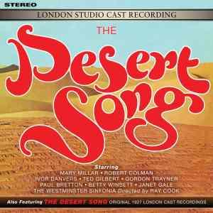 The Desert Song London Studio Cast