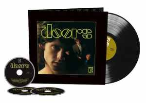 Break On Through: The Doors' Debut Expanded For 50th Anniversary