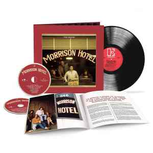 The Doors Morrison Hotel 50th