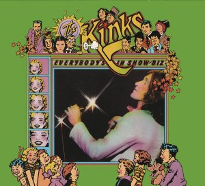 The Kinks Everybodys In Showbiz