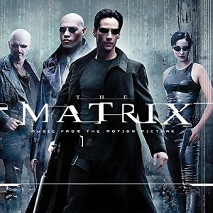 The Matrix Vinyl