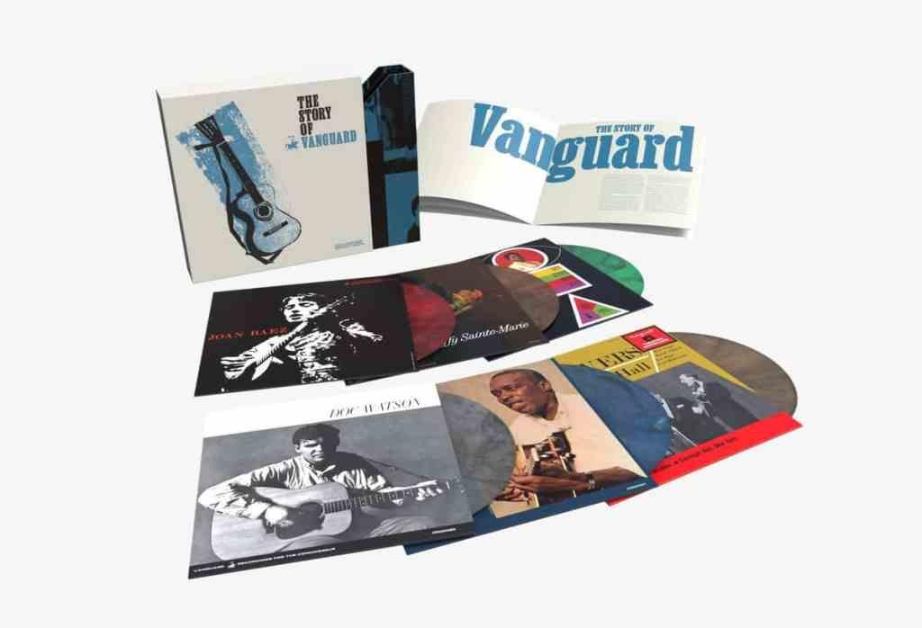 The Story of Vanguard Box