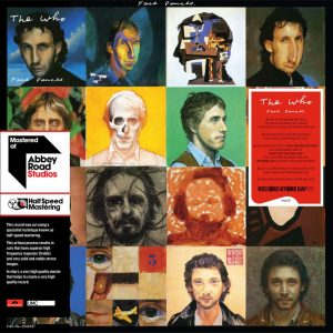 The Who Face Dances RSD