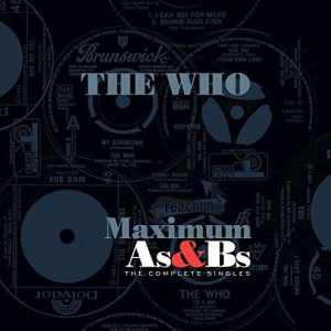 The Who Maximum As and Bs Cover