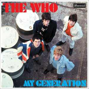 The Who My Generation Cover
