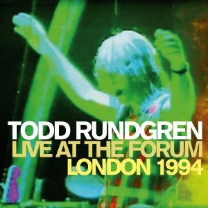 """Worldwide Epiphany: Esoteric Reissues Todd Rundgren's """"Live at The Forum"""""""