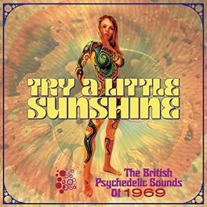 "What a Groovy Day: Cherry Red's Grapefruit Records Celebrates ""The British Psychedelic Sounds of 1969"""