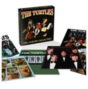 Turtles Albums Collection