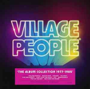 Village People The Album Collection