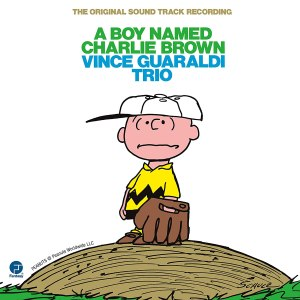 Vince Guaraldi A Boy Named Charlie Brown