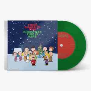 VinceGuaraldi ChristmasTimeIsHere Green7