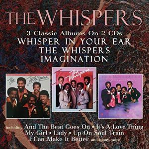 Robinsongs Round-Up, Part One: SOLAR Spotlight on The Whispers, Shalamar, Midnight Star