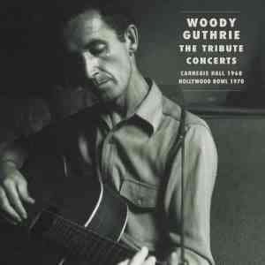 Bound for Glory: Dylan, Baez, Paxton, Havens, Collins Celebrate Woody Guthrie on New Bear Family Box