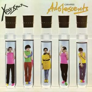 X-Ray Spex - Germfree