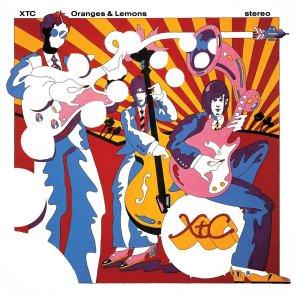 XTC - Oranges and Lemons