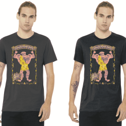 2019 Official Freakshow Strong Man T-Shirt