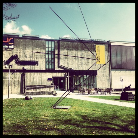 TheSecretCostumier - Lund Museum of Public Art