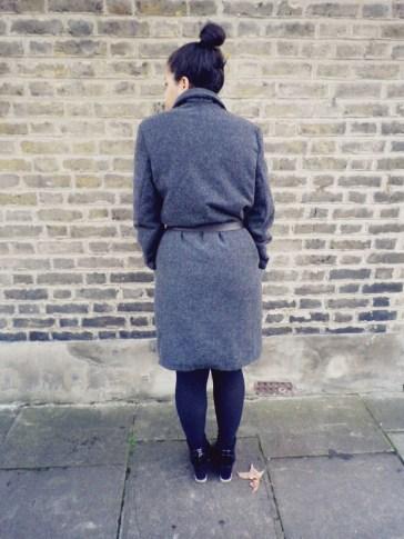 TheSecretCostumier - Tailored wool coat