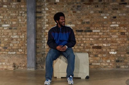 NINE LIVES – ARCOLA THEATRE 'Some of us wanted to belong.' Ishmael has fled from his home in Zimbabwe, where a fresh wave of homophobia threatens his life. In Leeds is the prospect of sanctuary, and of a new life among strangers. But will those strangers accept him? The clock is ticking, and his fate is being decided… can Ishmael find a place to call home again? Following an acclaimed debut at West Yorkshire Playhouse and a national tour, Nine Livesreceives its London premiere at Arcola. This gripping new play from Zodwa Nyoni (Channel 4 Writer in Residence 2014) threads together humour and humanity to tell the real personal story behind asylum headlines. Former West Yorkshire Playhouse Associate Director Alex Chisholm directs Lladel Bryant, UK Young Citizen of the Year in 2006 and the co-founder of Chicken Shop Shakespeare.http://www.arcolatheatre.com/event/nine-lives/2016-01-06/