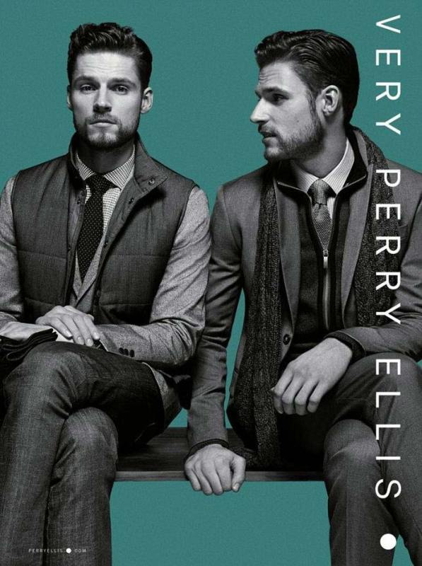 Perry Ellis Advertising