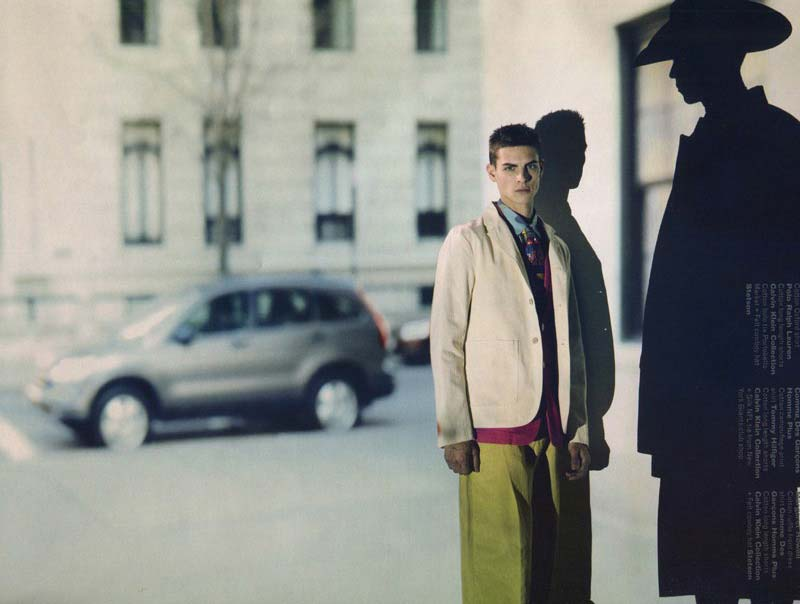 Arena Homme + Editorial