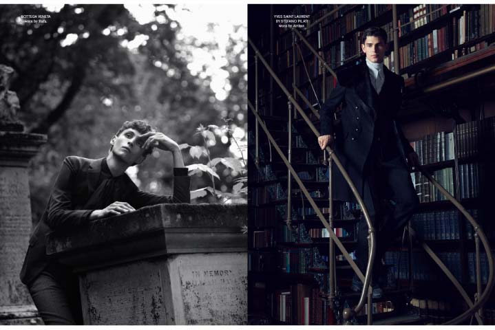 Another Man Editorial