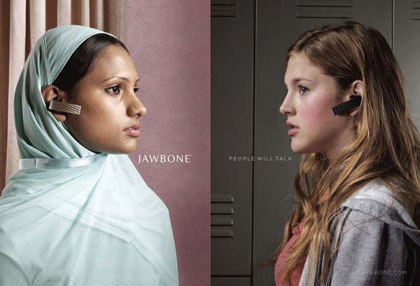 Jawbone Advertising
