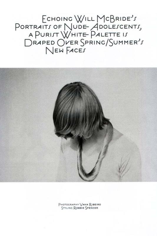 Dazed & Confused Editorial