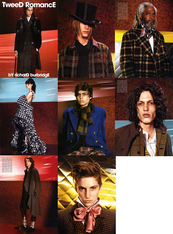 L'Uomo Vogue Editorial