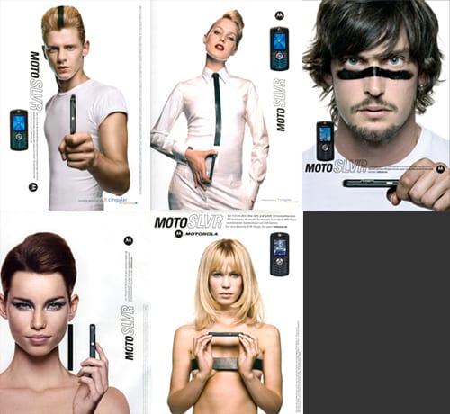 Motorola Advertising