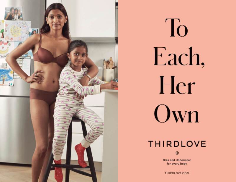 ThirdLove Advertising
