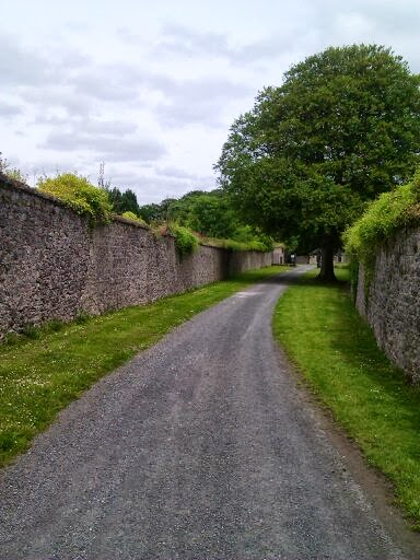 Doneraile Court The trade persons entrance!!!