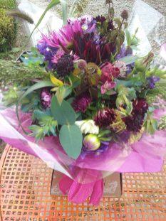 Gift Box Bouquet