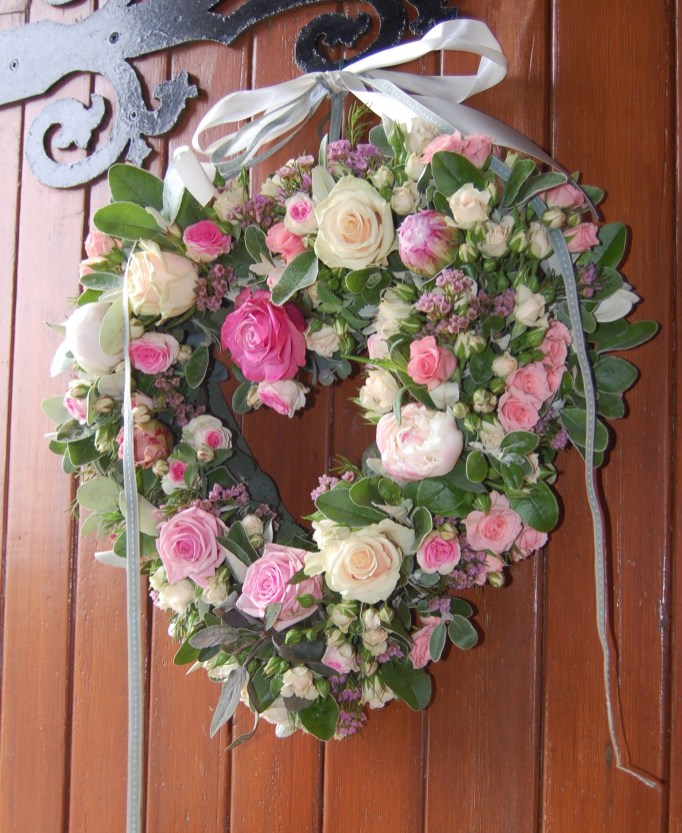 Flower Heart Wedding Flowers
