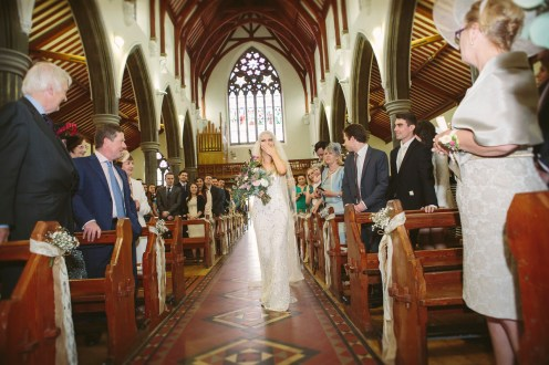 Aisle Kanturk Church