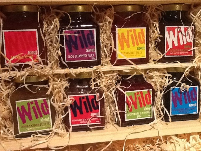 Wild About Jams & Chutneys Photo courtesy of Wild About