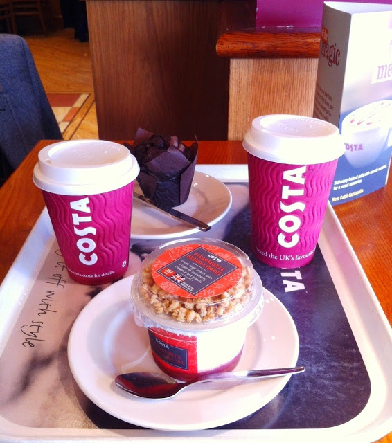 Breakfast in London