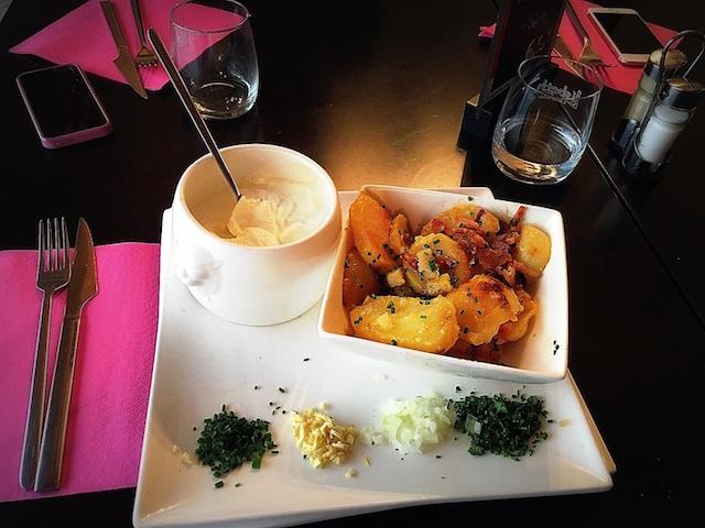 Bibeleskaes cuisine alsacienne