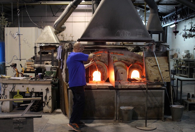 Murano, Venice, Italy - Glass Factory