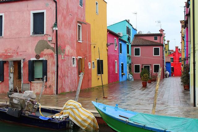 Burano, Venice, Italy