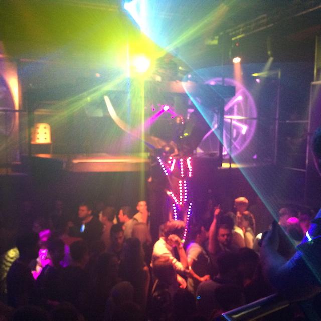 karlovy lazne, music club, prague