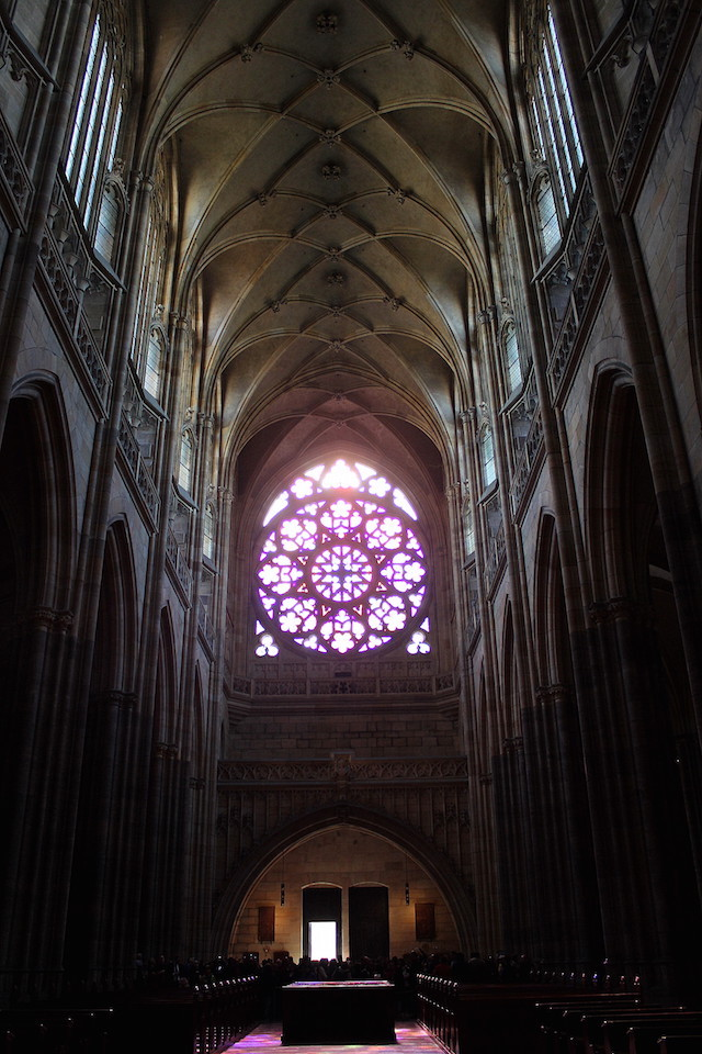 Saint Vitus Cathedral, Prague